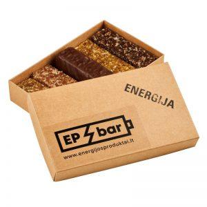 """EPBAR batonėlių rinkinys """"Energija"""""""