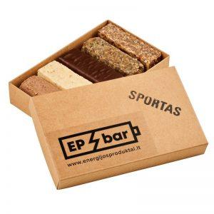 """EPBAR batonėlių rinkinys """"Sportas"""""""