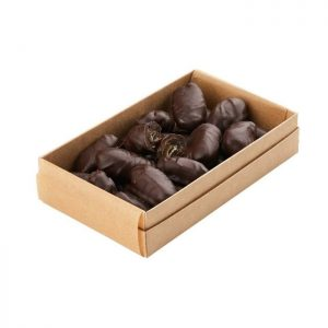 Datulės juodajame šokolade 200 g
