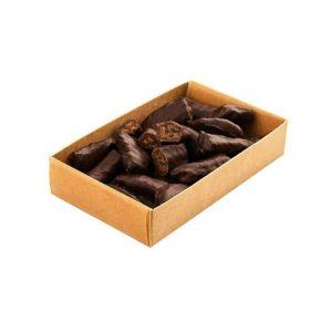 Džiovinti bananai juodajame šokolade 200 g
