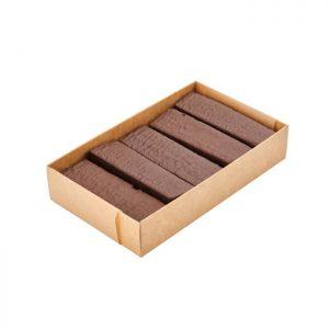 """EPBAR batonėlių rinkinys """"Linų sėmenys šokolade"""""""