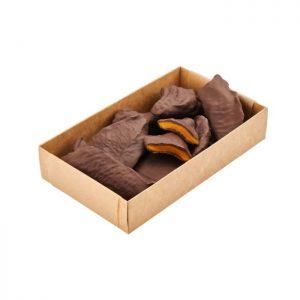 Džiovinti mangai šokolade 200 g